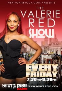 VALERIE-RED-SHOW
