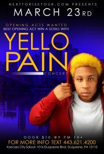YELLO-PAIN